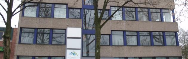 Ons kantoor aan de Oude Doesburgseweg 9